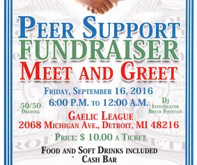 Peers Support Fundraiser
